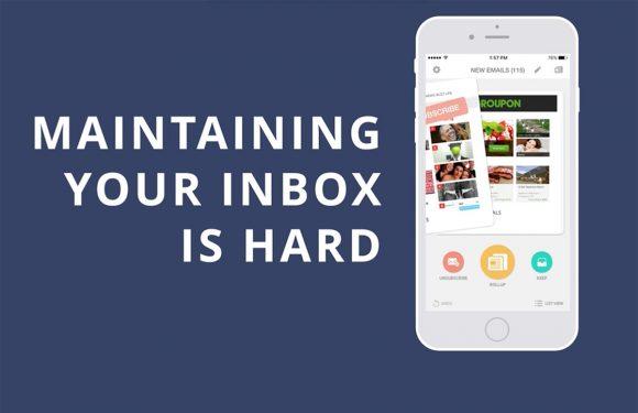 Unroll.me maakt de inbox op je iPhone overzichtelijker