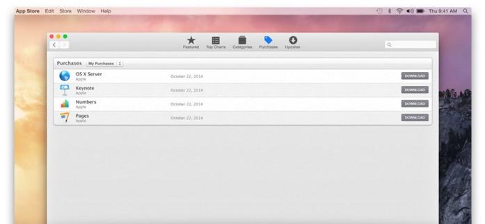 mac app store problemen