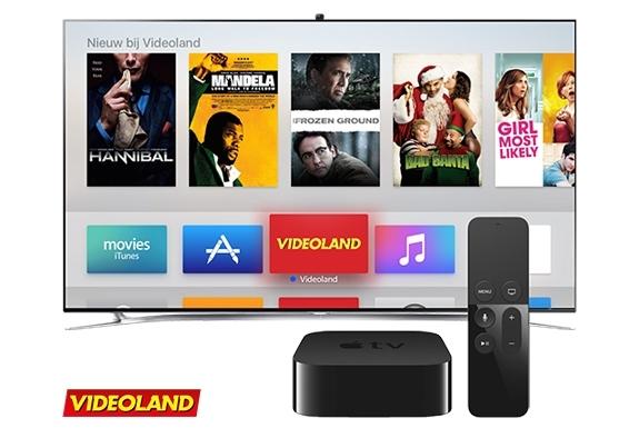 Videoland Apple TV