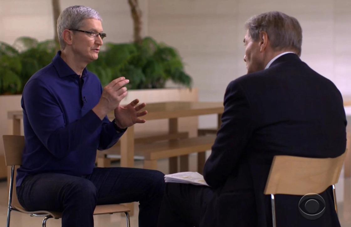 5 redenen om als Apple-fan deze 60 minutes-aflevering te kijken