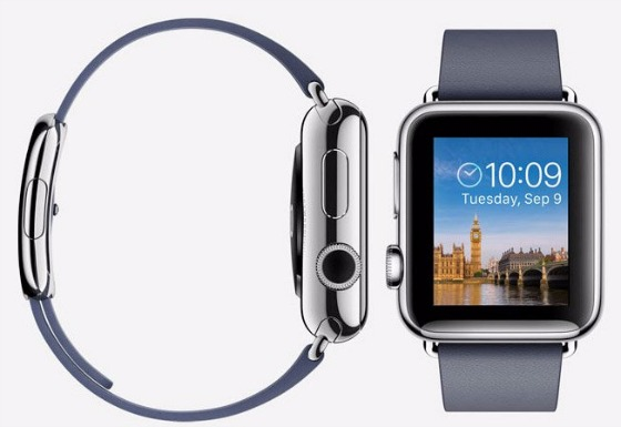 apple watch linkshandig