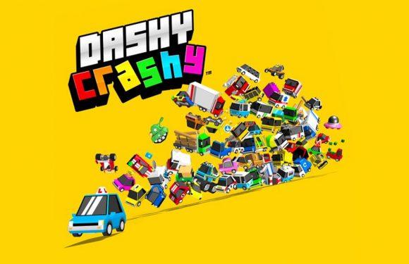 Dashy Crashy: hoe lang hou je het vol op deze snelweg?