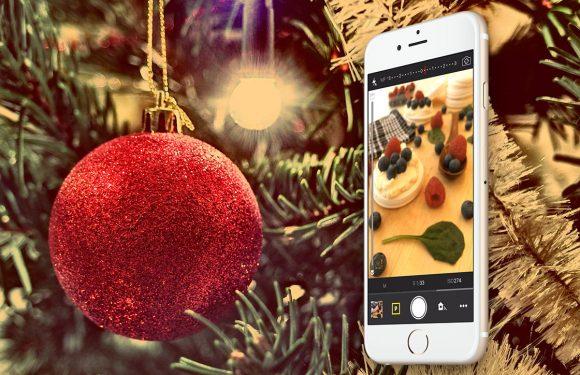 Camera-app Focus brengt het kerstdiner scherp in beeld