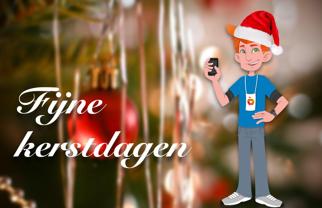 iPhoned wenst je fijne kerstdagen