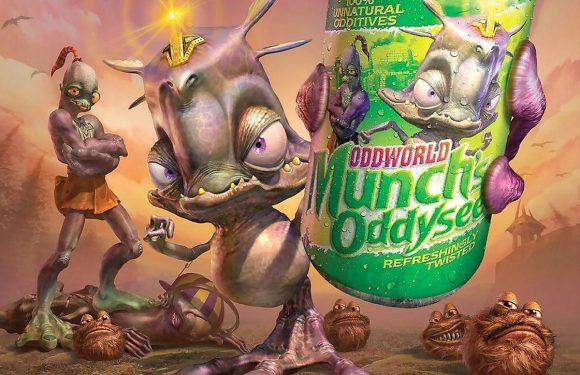 Xbox-klassieker Oddworld: Munch's Oddysee nu ook op iOS