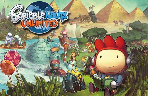 Scribblenauts Unlimited: los puzzels op met je fantasie