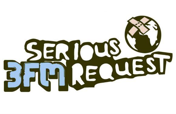 Mis niks van Serious Request 2015 met de app voor iOS