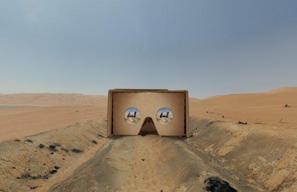Star Wars-app voorzien van virtual reality-filmpjes
