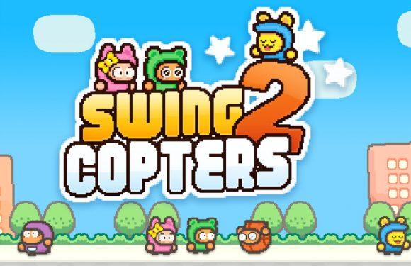 Test je frustratiedrempel met Swing Copters 2