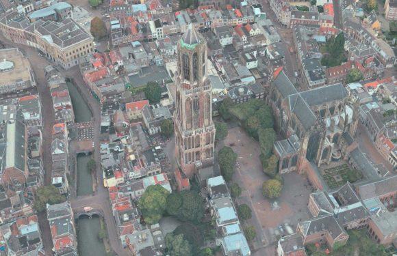 Nu ook over Utrecht en Antwerpen vliegen in Apple Kaarten