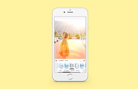 Experimenteer met filters in de nieuwe foto-app A Color Story