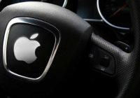 'Apple lanceert augmented reality-bril in 2020 en eigen auto in 2023'