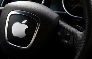 Apple autonoom systeem