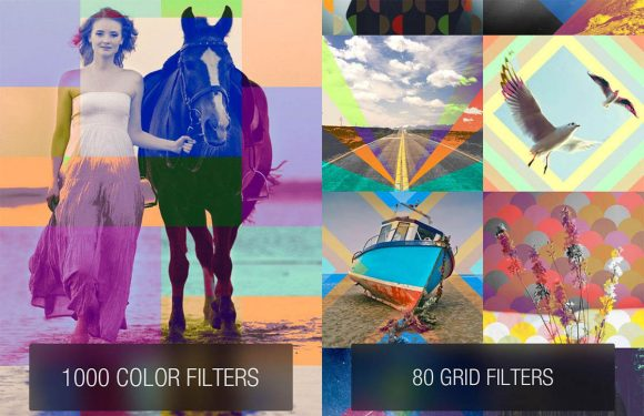Foto-app Colorburn met 1000 filters is gratis App van de Week