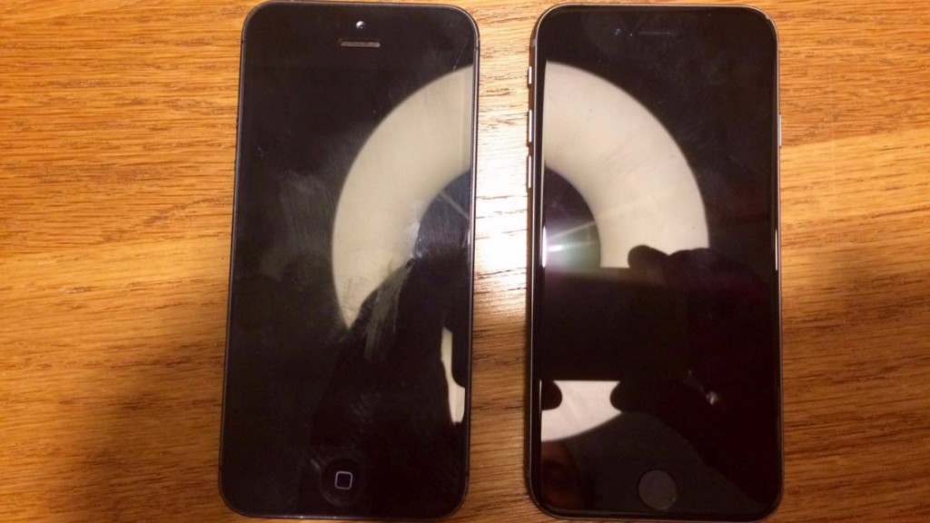 iphone 5se onthulling
