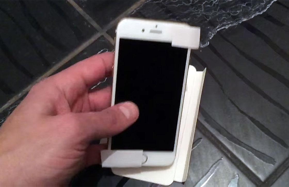 Echt of nep? Vermeende video nieuwe 4 inch-iPhone opgedoken