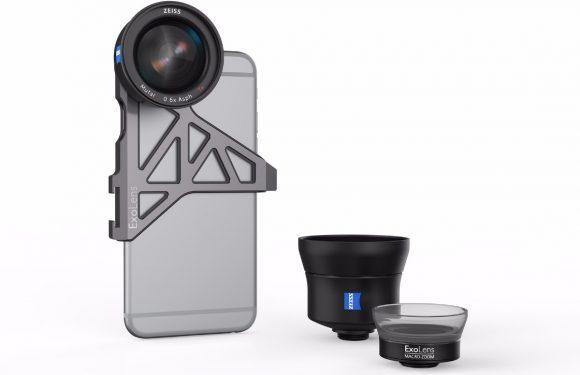 Zeiss en ExoLens tillen iPhone-fotografie naar hoger plan