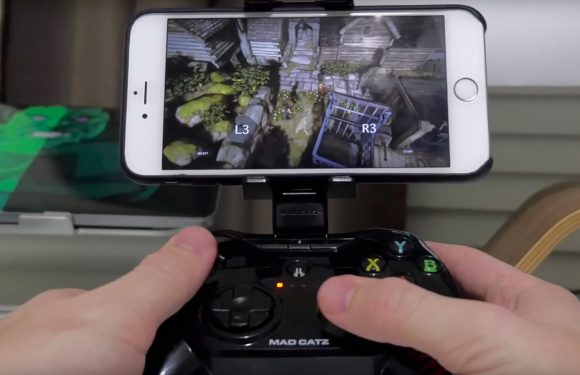 Met deze app speel je pc-games op een iPhone