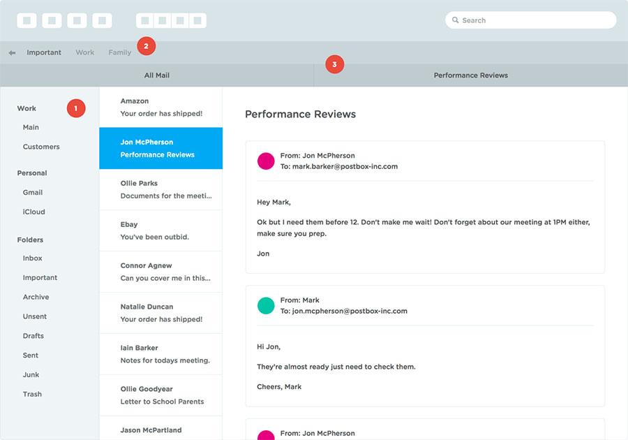 beste e-mail-apps voor de mac