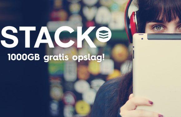 Eerste ervaringen met Stack: opslagdienst met 1TB gratis