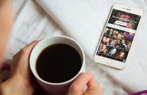 iPhone-app Upshot is Snapchat voor groepen