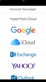 AirMail voor iOS