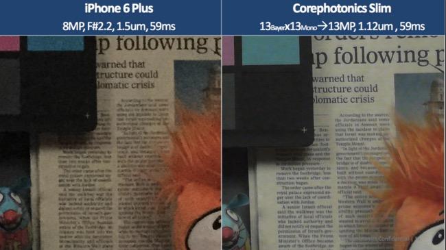 dubbele iphone 7-camera