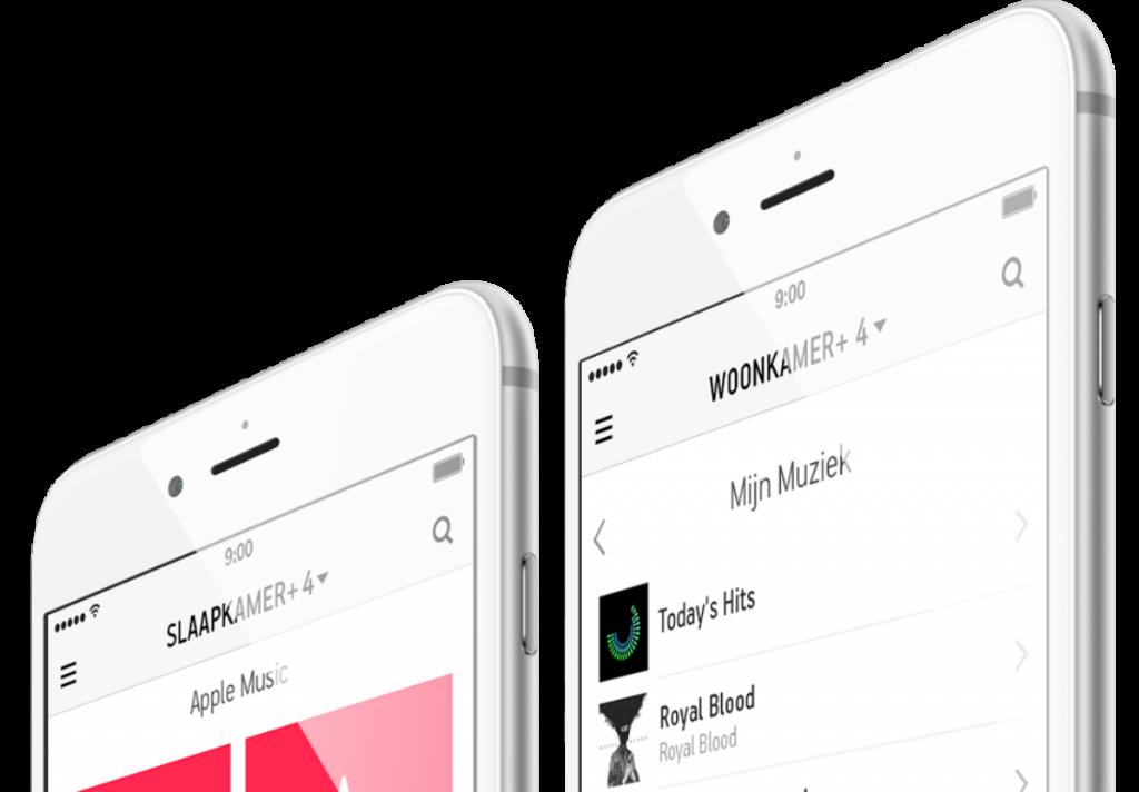 Sonos-ondersteuning voor Apple Music