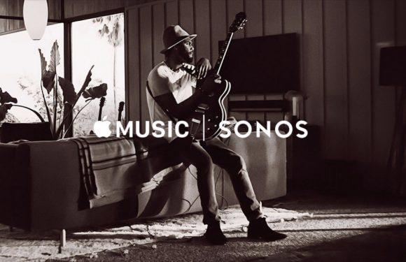 Apple gaat draadloze Sonos-speakers online en in winkels verkopen