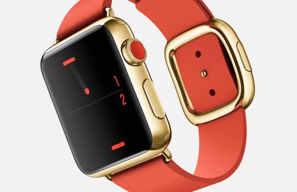 Met deze app speel je Pong op je Apple Watch