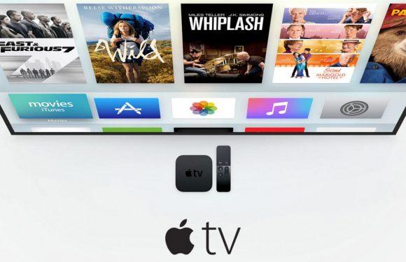 Nieuwe Muziek-app voor Apple TV te zien in foto's
