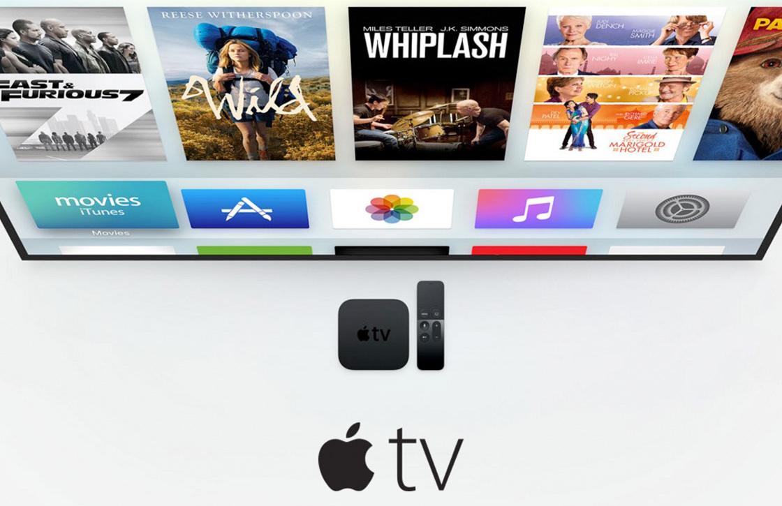 Eindelijk: Apple TV apps sorteren in mappen met tvOS 9.2