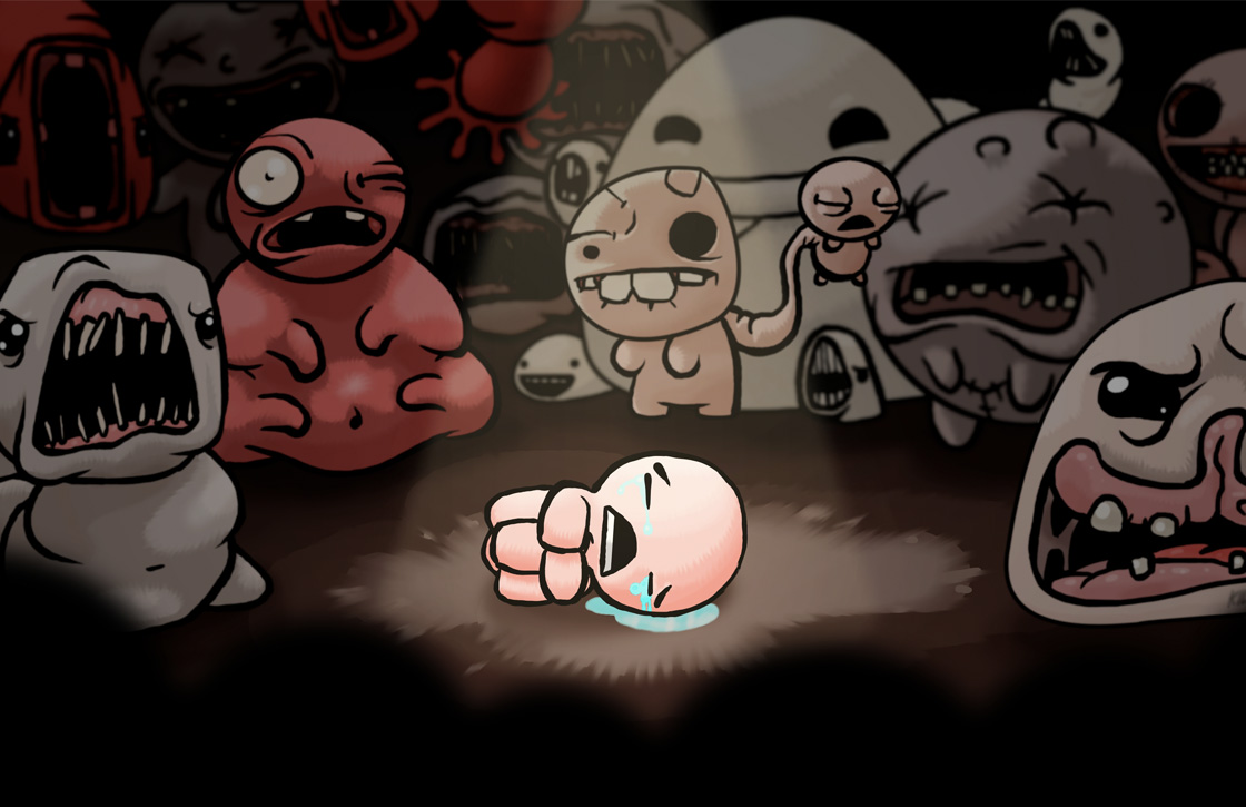 Apple weigert populaire game The Binding of Isaac in App Store