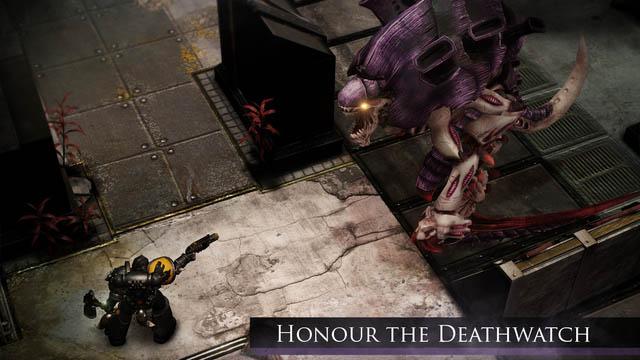 warhammer 40.000 deathwatch