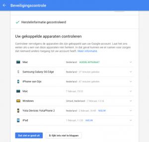 google drive-opslag