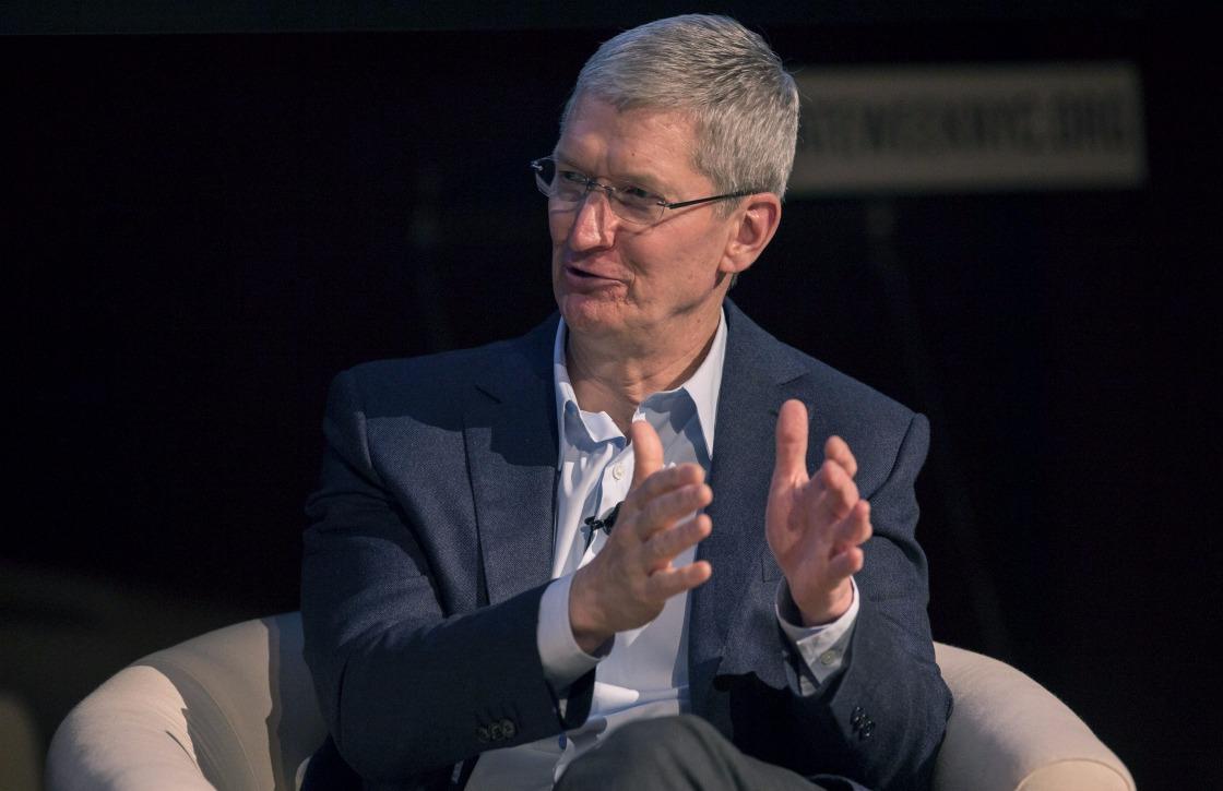 Apple kwartaalcijfers q3 2016