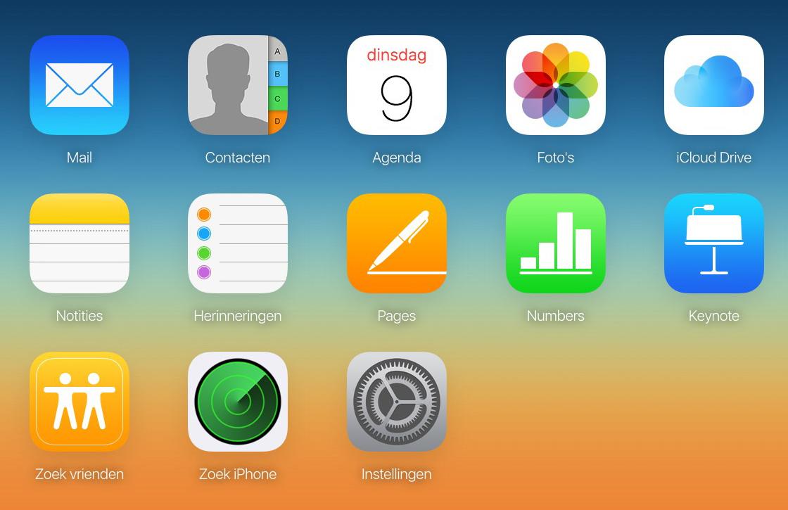 Zo maak je een back-up van je iOS-contacten