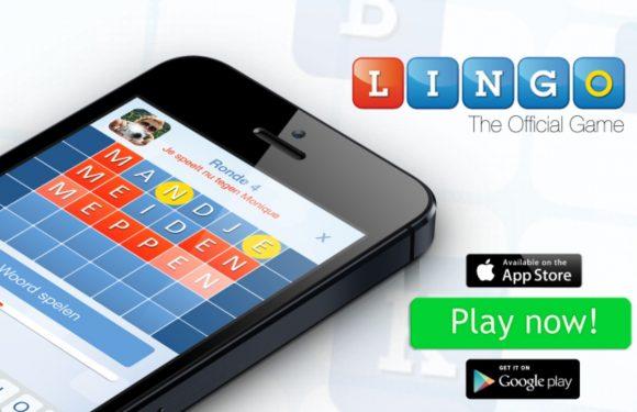 LINGO keert terug als game voor iOS en Android