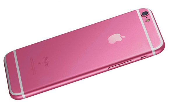 Gerucht: 4-inch iPhone komt er ook in het felroze