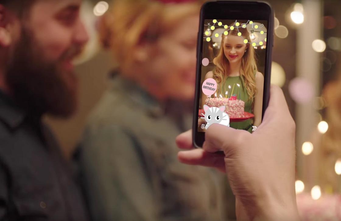 Snapchat brengt persoonlijke geofilters naar Nederland: zo werkt het