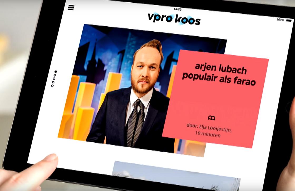 VPRO Koos geeft elke dag vijf media-tips