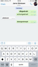 WhatsApp tekstopmaak