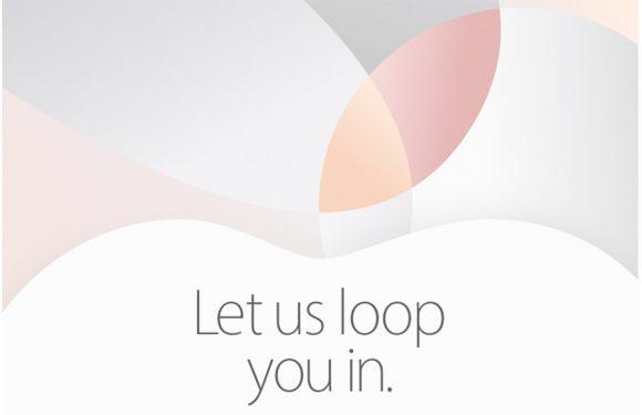 Apple-event op 21 maart met nieuwe iPhone en meer