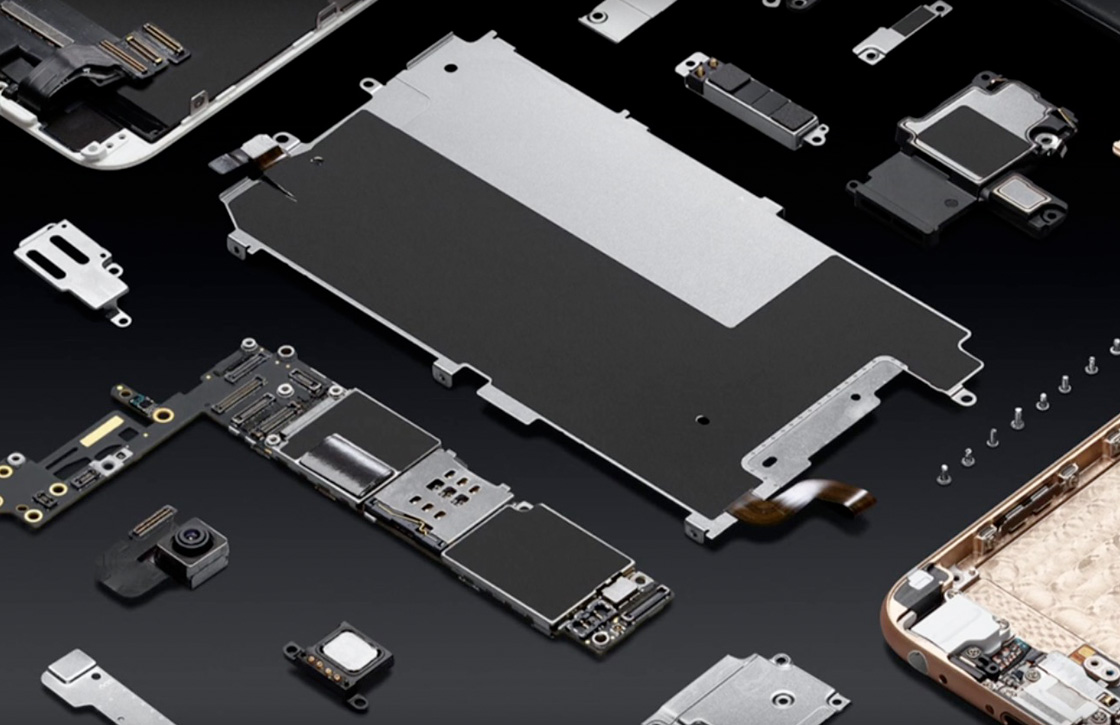 'Gerecyclede Apple-producten leveren 40 miljoen dollar aan goud op'