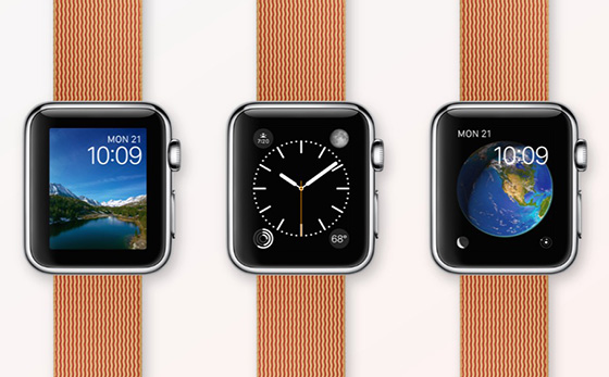 apple watch samenstellen