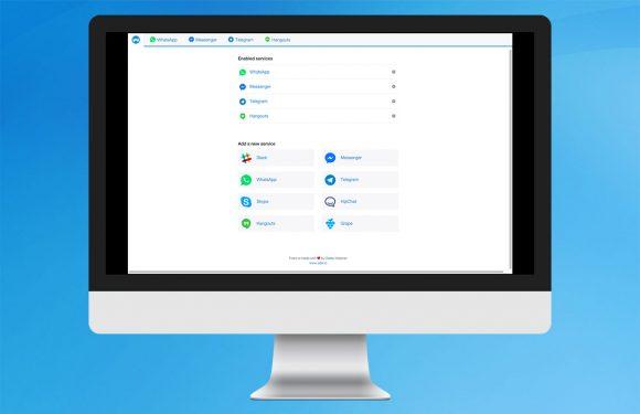 Deze Mac-app combineert al je favoriete berichtendiensten