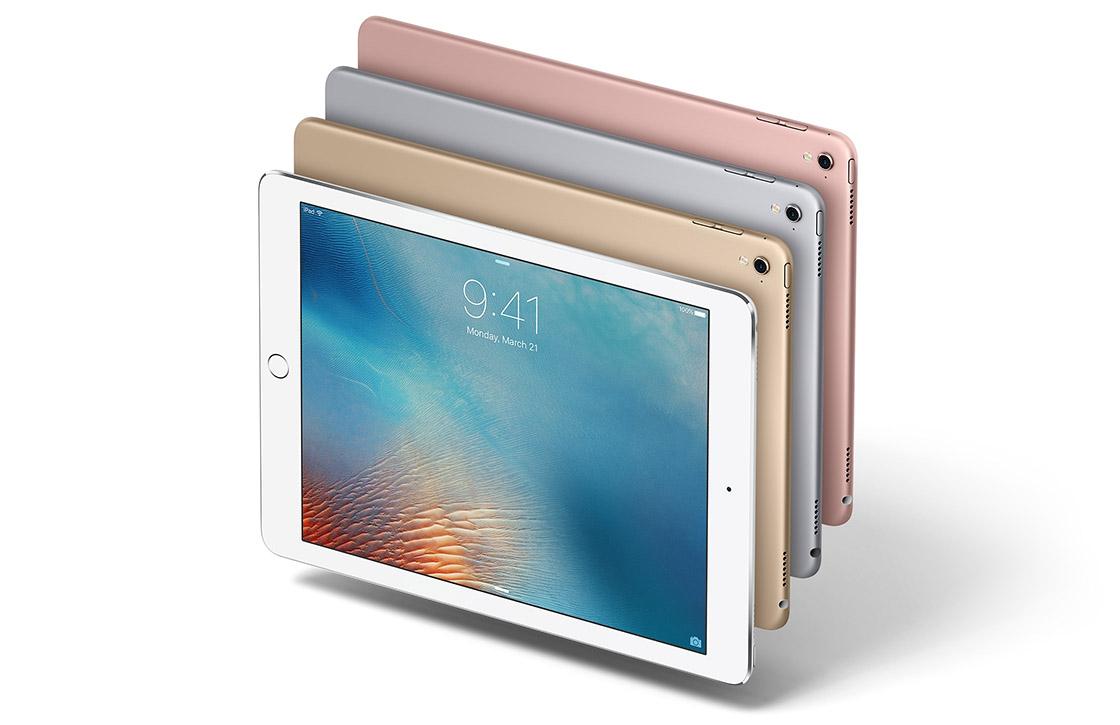 2017 iPads uitgelekt