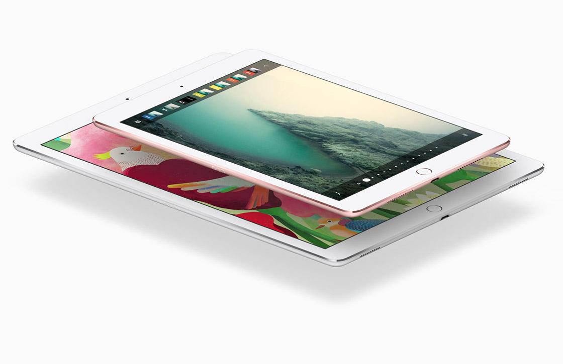 Apple presenteert kleinere en goedkopere iPad Pro 9.7