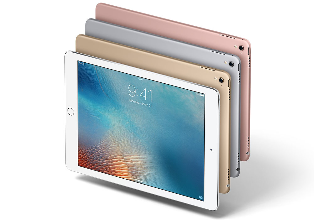 iPad Pro verschillen