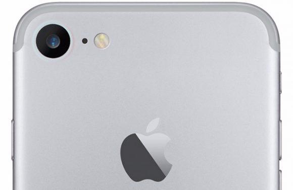 'Minder zichtbare antennestrepen en grotere cameralens voor iPhone 7'